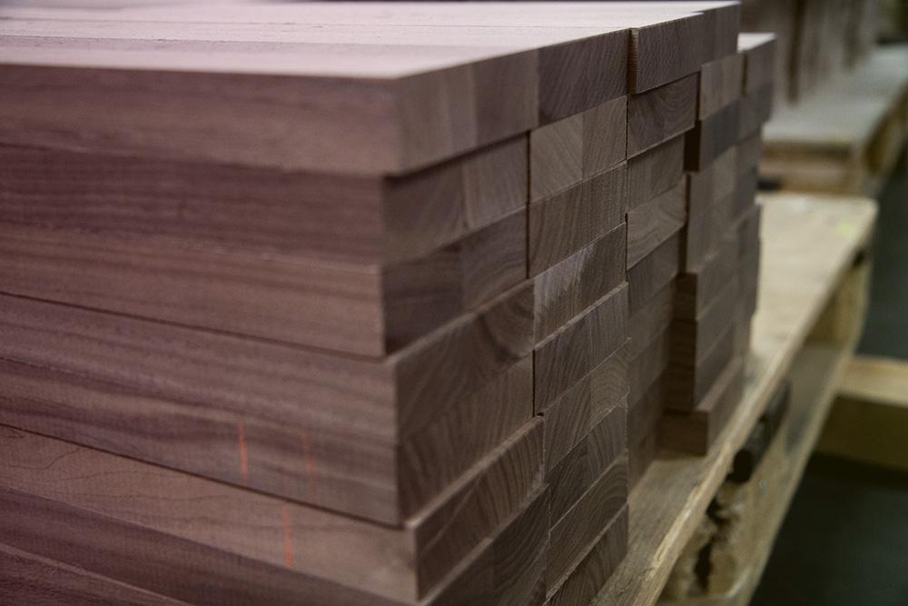 Top quality wood